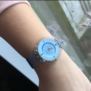 Swatch Watch, water-resistant